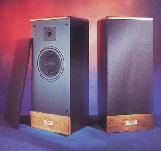 advent legacy iii floor standing speakers review test price. Black Bedroom Furniture Sets. Home Design Ideas