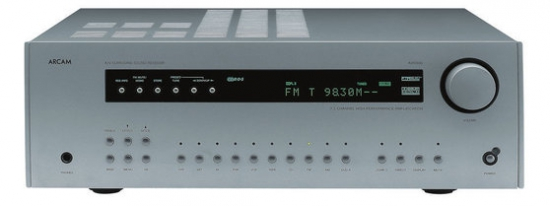 Arcam AVR300 AV-receiver photo