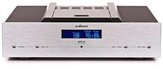 cd player audionet art g3 review and test. Black Bedroom Furniture Sets. Home Design Ideas