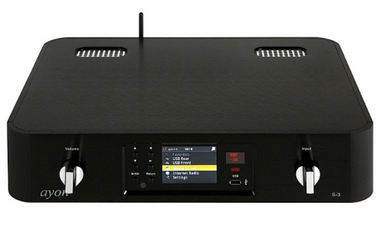 Network player Ayon S-3 review and test