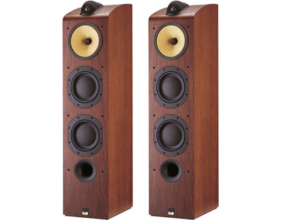 B&W 703 Floor standing speakers photo
