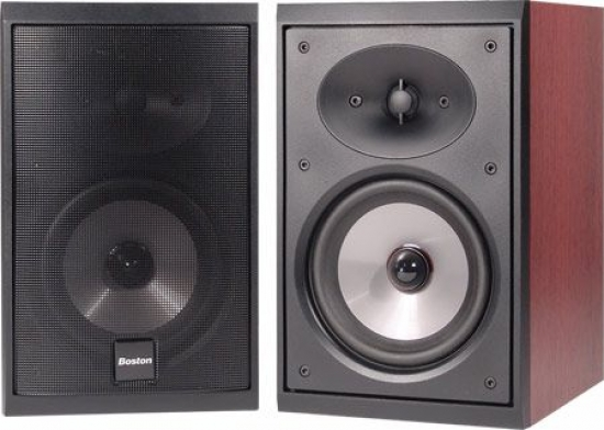 Boston Acoustics CR67 Bookshelf Speakers Photo
