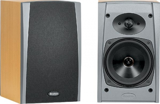 Boston Acoustics CR75 Bookshelf Speakers Photo