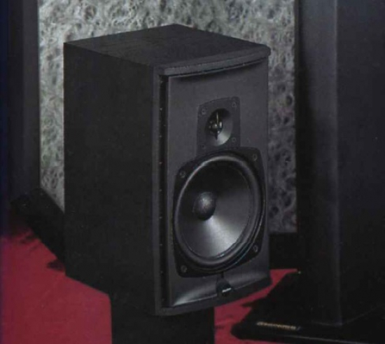 Boston Acoustics CR7 Bookshelf Speakers Photo