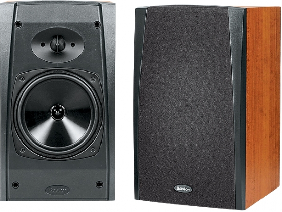 Boston Acoustics CR85 Bookshelf Speakers Photo