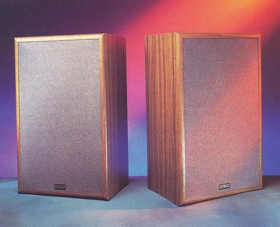 Cambridge Soundworks Model Six Bookshelf Speakers Photo