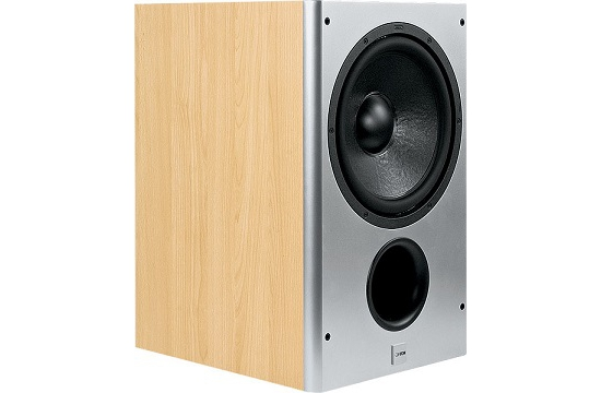 Canton AS 50 Subwoofer review and test