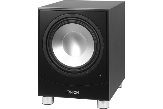 Canton Sub 12 Subwoofer review and test