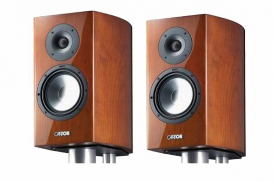 Canton Vento 830 2 Bookshelf Speakers Review And Test