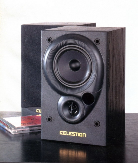 Celestion Impact 10 Bookshelf Speakers Photo