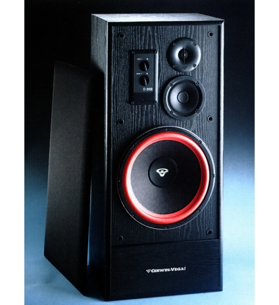 Cerwin Vega Floor Speakers Cerwin-vega E312 Floor