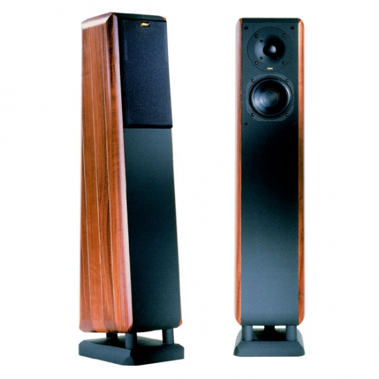 Chario Cygnus Floor standing speakers review and test 529a72970620