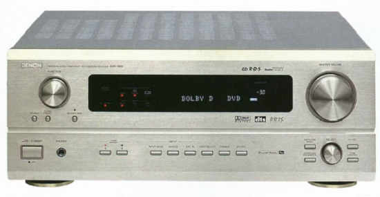 Denon AVR-1800 AV-receiver photo