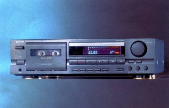 Denon DRM 740 Cassette deck photo