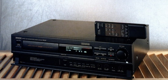 Denon DRS-810 Cassette deck photo