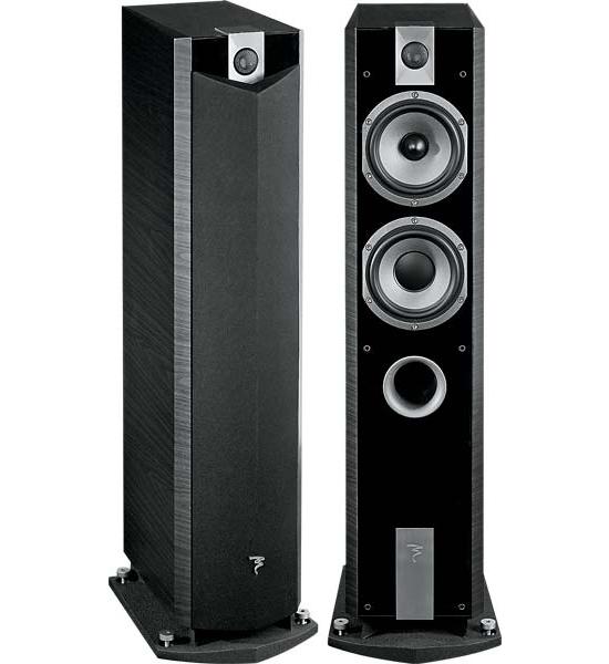 speaker pair focal jmlab chorus 816 v review and test. Black Bedroom Furniture Sets. Home Design Ideas