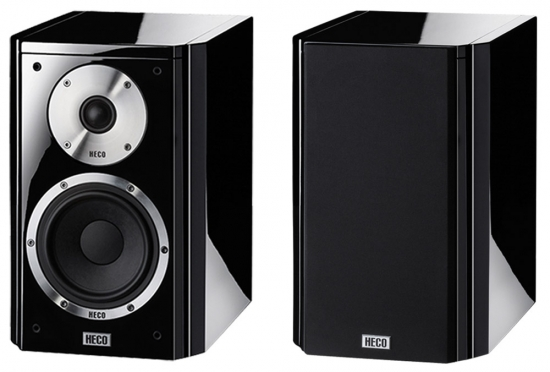 HECO Aleva GT 202 Bookshelf speakers review and test