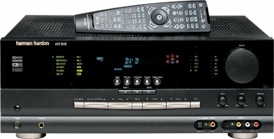 Harman/Kardon AVR 5500 AV-receiver photo