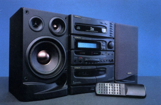 Mini Stereo System Hitachi Ax C10e Review And Test
