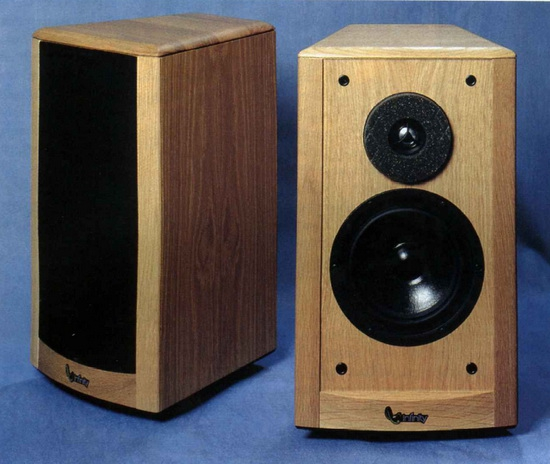Infinity Kappa 60 Bookshelf Speakers Photo