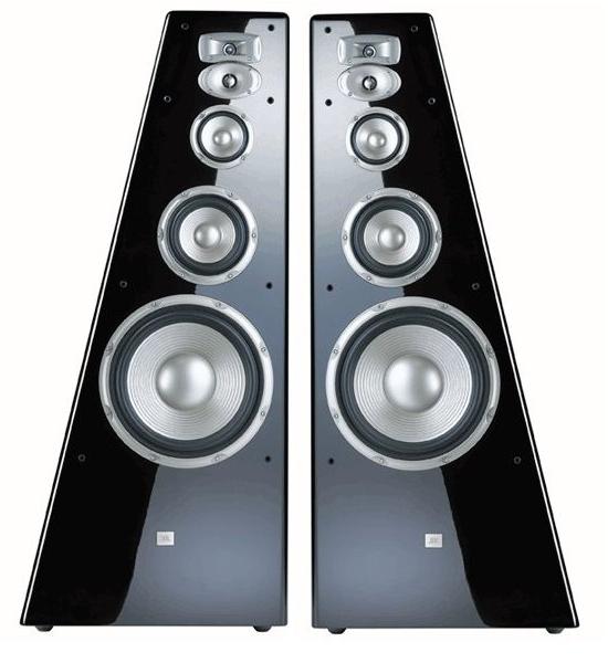 JBL TL260 Floor Standing Speakers Photo