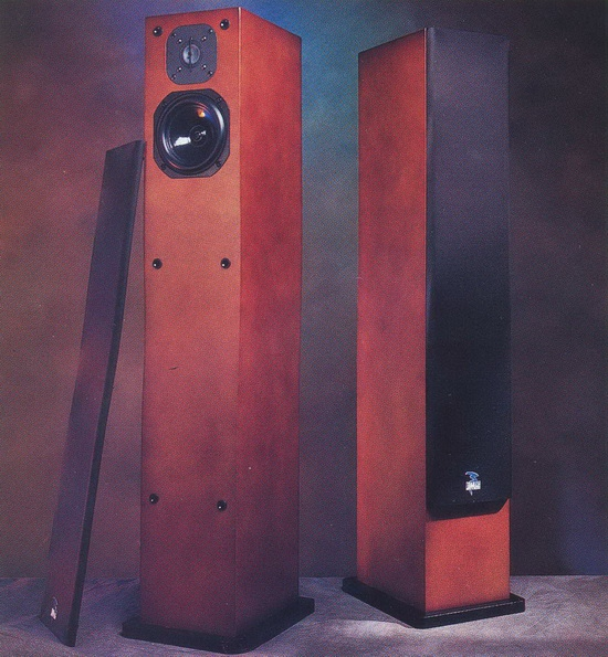 JMLab Daline 3.1 Floor standing speakers photo