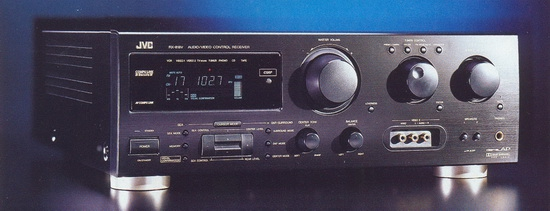 JVC RX-818V AV-receiver photo