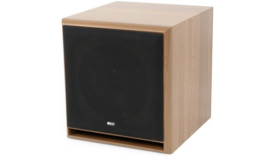 KEF C4 Subwoofer review and test