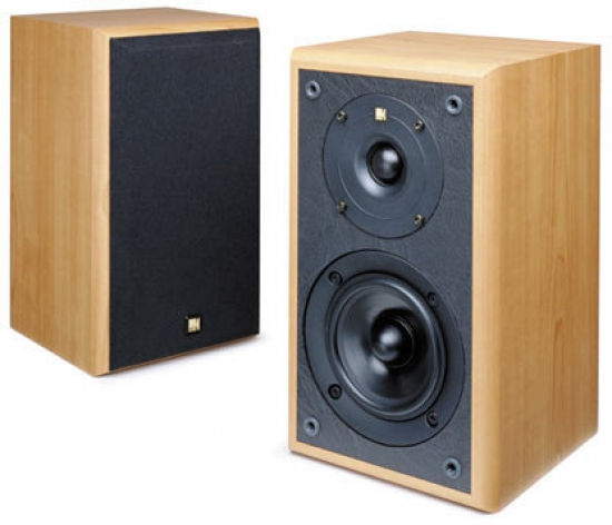 speakers pair kef bookshelf