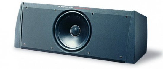 kef model 100. kef model 100 centre speaker photo kef hifi review