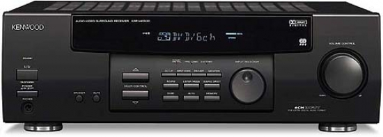 Kenwood KRF-V4550D AV-receiver photo