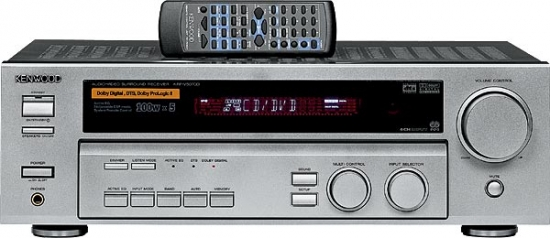 Kenwood Krf V5070d Av Receiver Review And Test