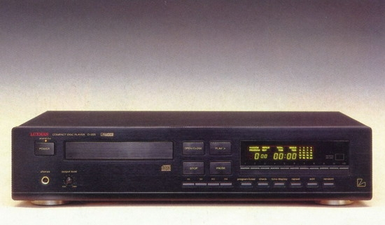Luxman D 355 Cd Player Review And Test
