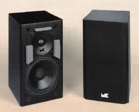 m k s 85 speaker pair review and test. Black Bedroom Furniture Sets. Home Design Ideas