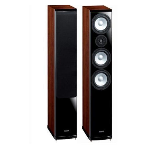 Speaker pair Magnat Quantum 607 review and test