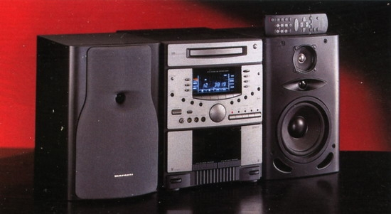 Marantz Mx 530 Mini Stereo System Review And Test