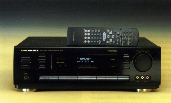 Marantz SR-66 AV-receiver photo