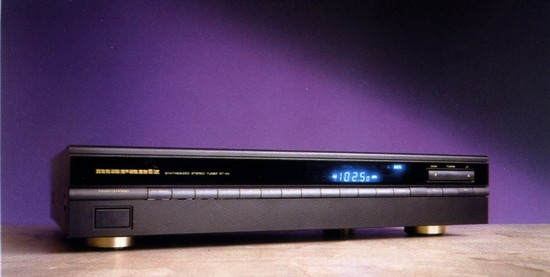 marantz st40 tuner review and test