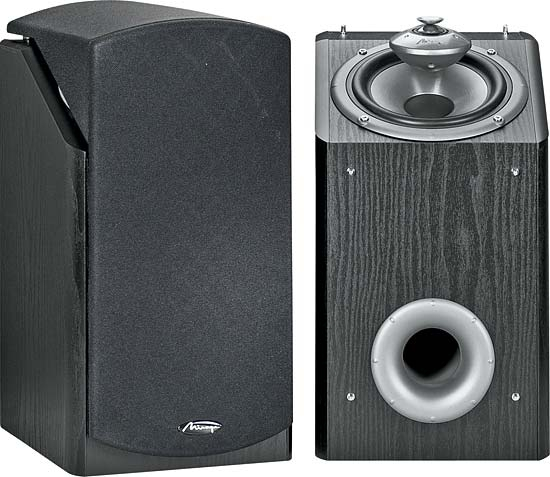 Mirage Omni 60b 1 Bookshelf Speakers Review And Test