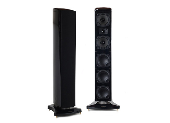 Mission e54 Floor standing speakers photo