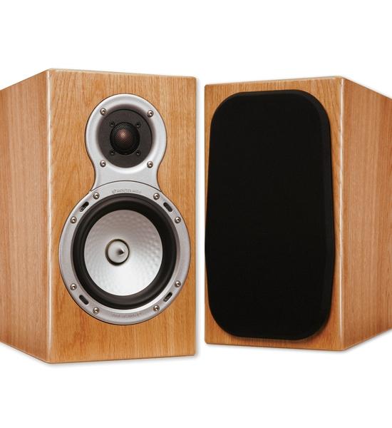 Monitor Audio Gold GS10 Bookshelf Speakers Photo