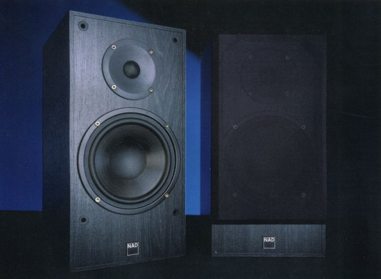 Speaker Pair Nad 802 Review And Test