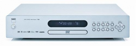 dvd player nad t585 review and test. Black Bedroom Furniture Sets. Home Design Ideas