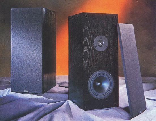 Nsm Model 25 Bookshelf Speakers Review Test Price