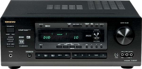 Onkyo TX-DS787 AV-receiver photo