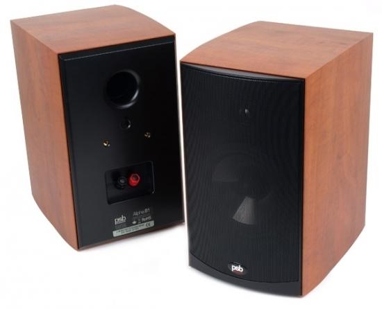 PSB Speakers Alpha B1 Bookshelf Photo
