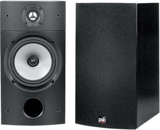 PSB Speakers Image 2B Bookshelf Photo