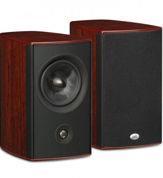 PSB Speakers Synchrony One B Bookshelf Photo