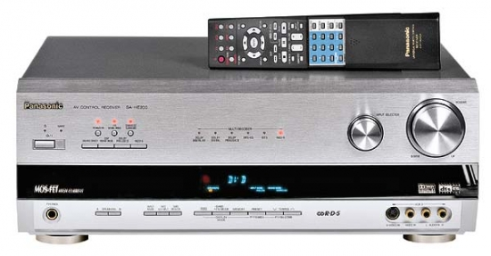 Panasonic SA-HE200 AV-receiver photo