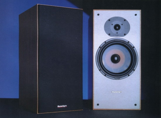 Paradigm 3se Mk3 Speaker Pair Photo